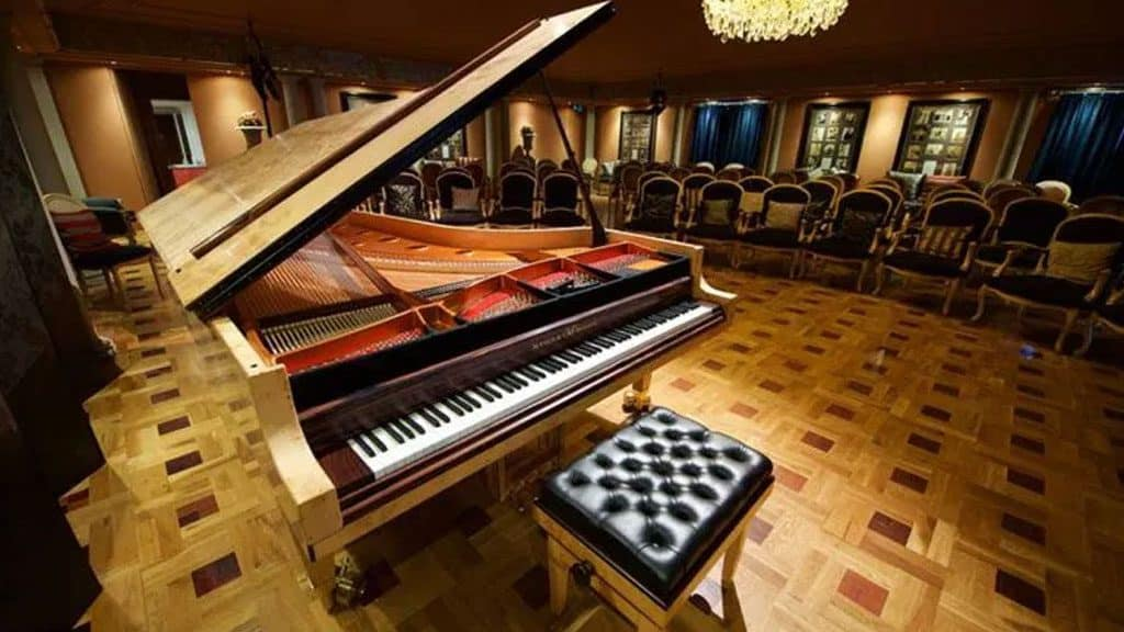 World Piano News Mention