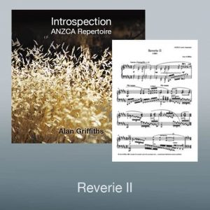 Introspection Sheet Music: Reverie II (PDF)