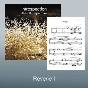 Introspection Sheet Music: Reverie I (PDF)
