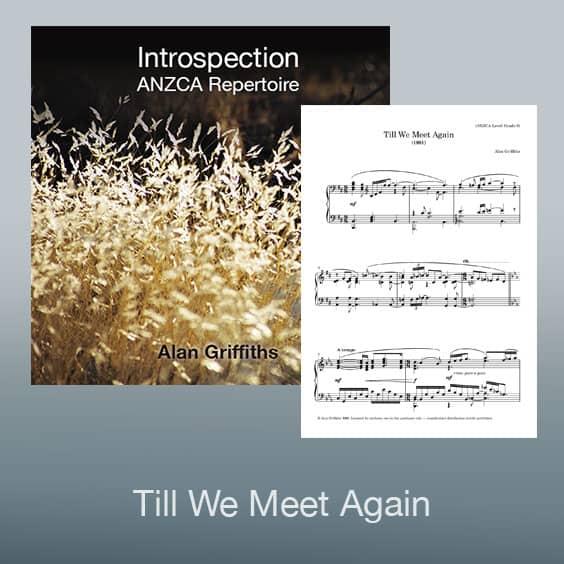 Introspection Sheet Music: Till We Meet Again (PDF)