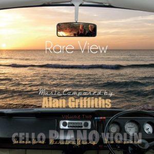 Rare View - Alan Griffiths - CD Album Cover Art