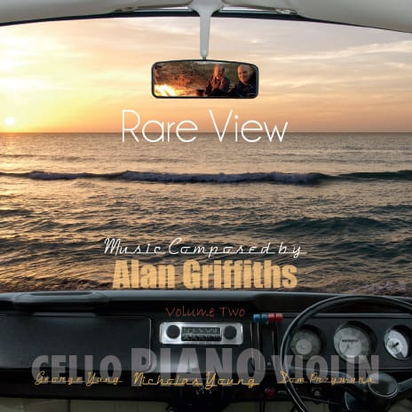 Rare View - Alan Griffiths - CD Album Cover Art