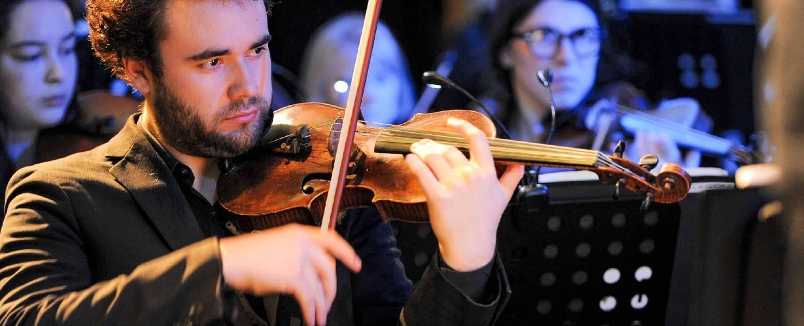 Ben Spiers - Violinst