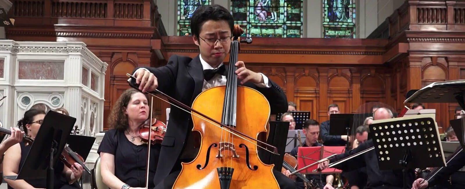 Cellist - George Yang